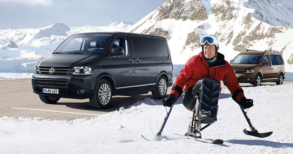 Volkswagen Fahrzeuge für Aktivfahrer