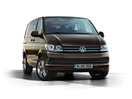 VW T6 Caravelle Braun