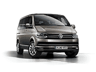 VW T6 Multivan Braun