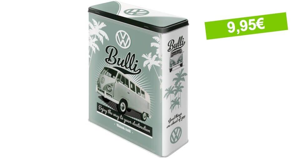 Vorratsdose VW Retro Bulli