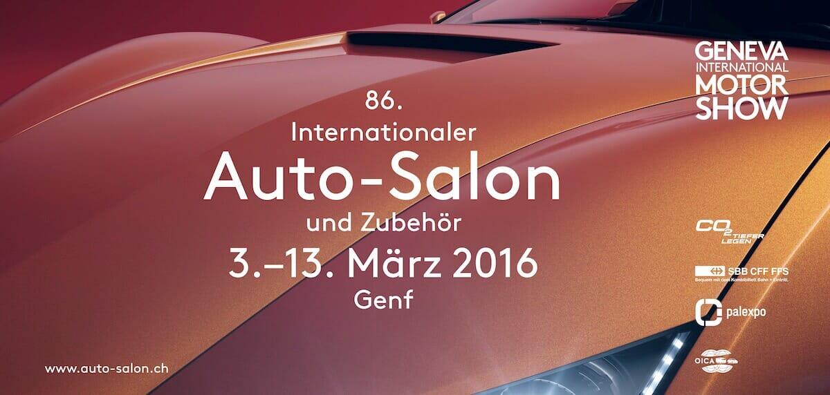 Die 86. Geneva International Motor Show