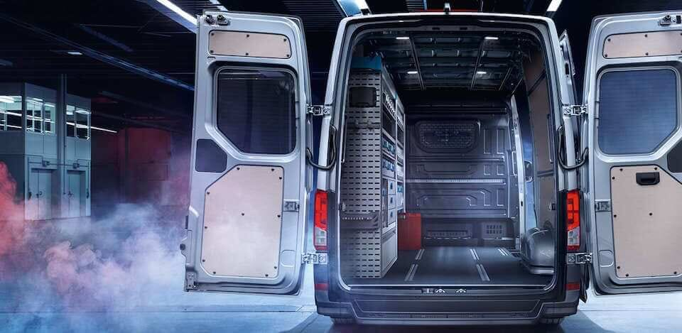 Der neue Crafter VW Kastenwagen in München Kaufen.