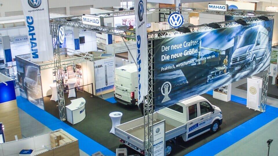 Crafter Markteinführung auf der IHM München 2017