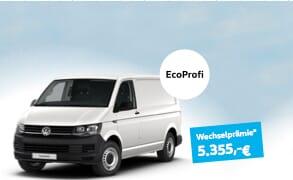 Umweltprämie und Wechselprämie Volkswagen Transporter München