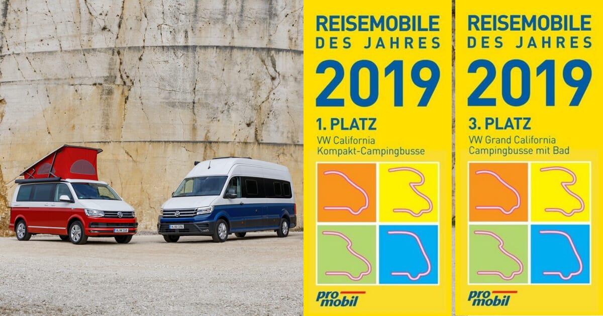 Reisemobil des Jahres 2019