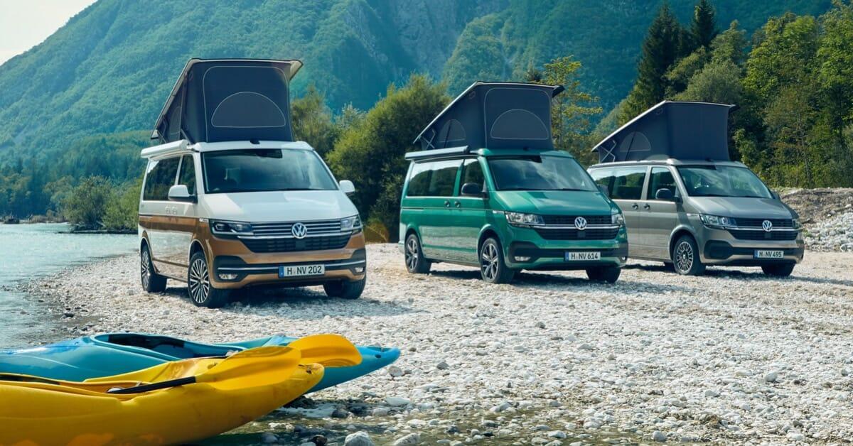 Volkswagen Nutzfahrzeug Zentrum München California Angebote