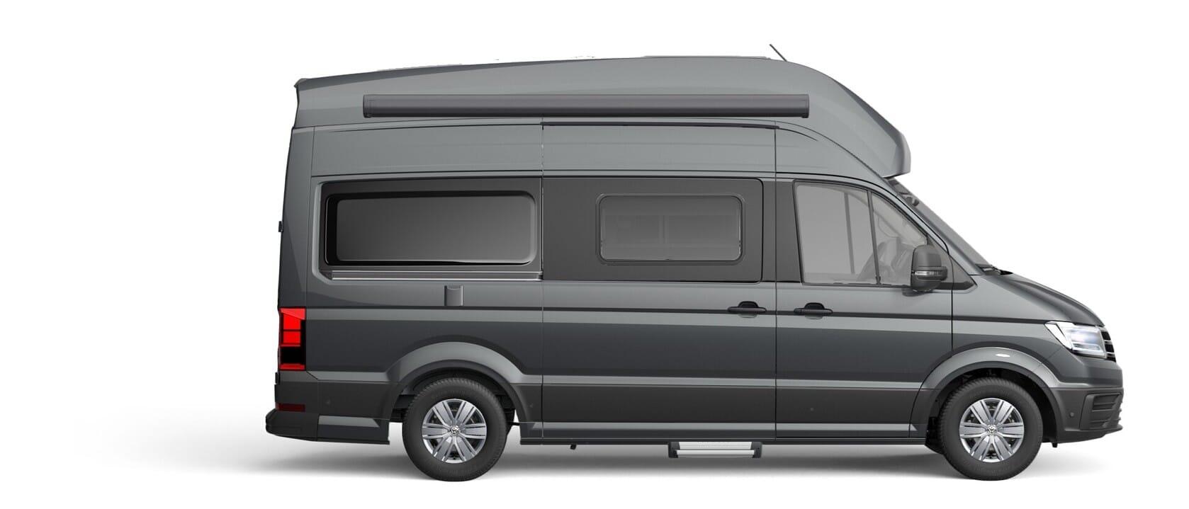 VW Grand California 600 2.0 TDI Frontantrieb 130 kW 8-Gang Automatik