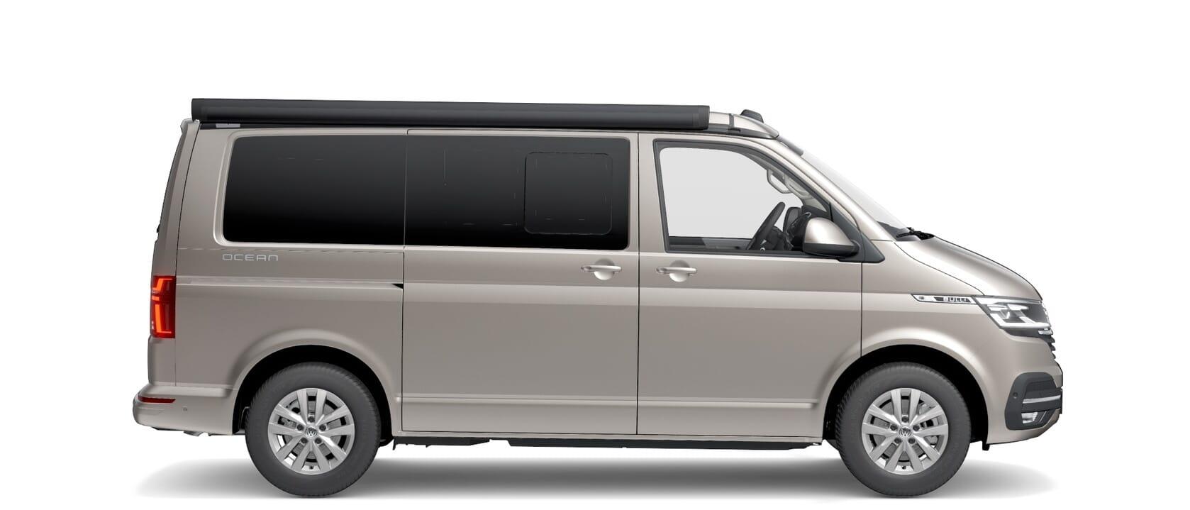 VW California Ocean KR 2.0 TDI EU6 SCR BMT 110 kW 7-Gang-DSG
