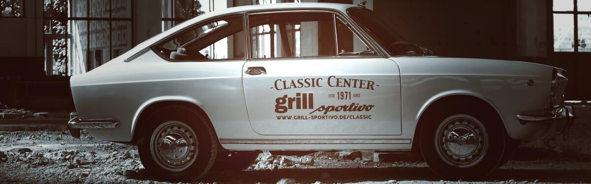 Oldtimer Fiat 850