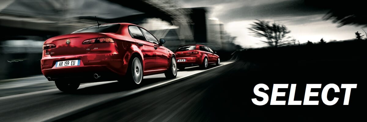 Alfa Romeo Werkstatt Angebot 159, 156, Brera und 147