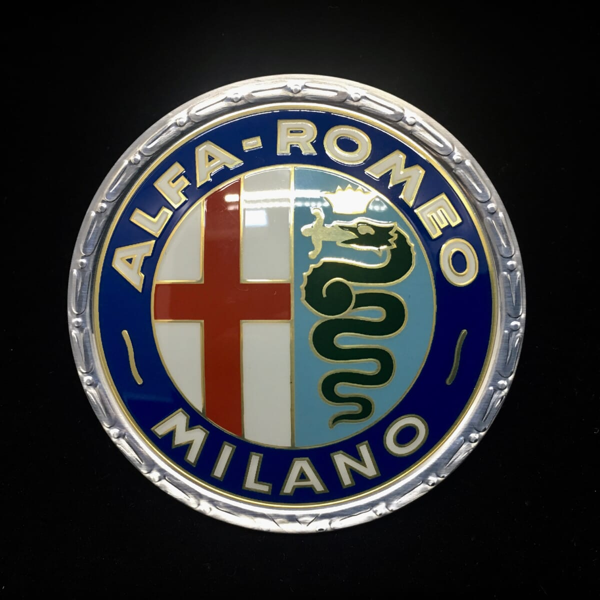 Alfa Romeo Emblem Milano