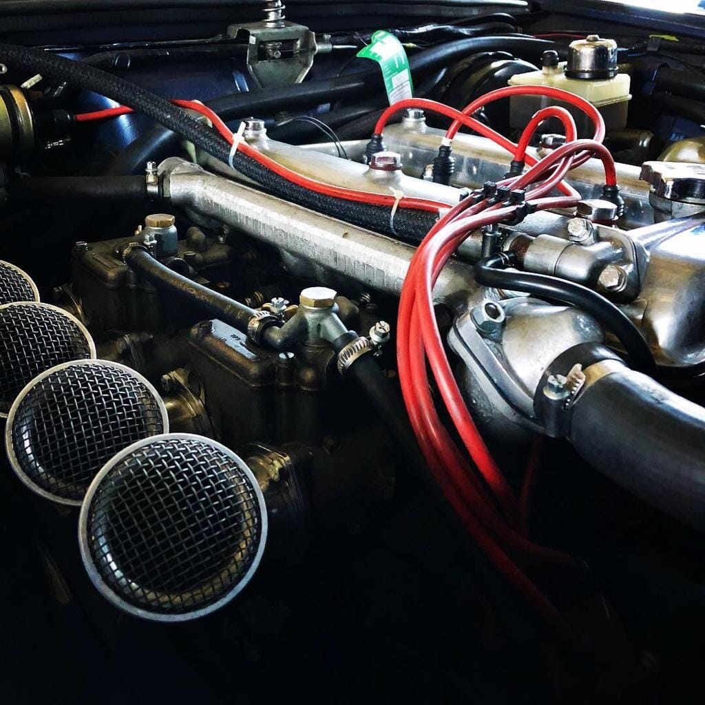 Alfa Romeo Giulia 2000 GTV 2l DOHC Motor